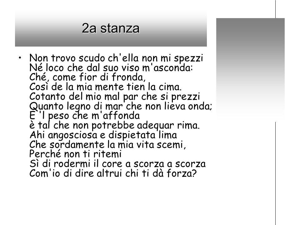 2a stanza