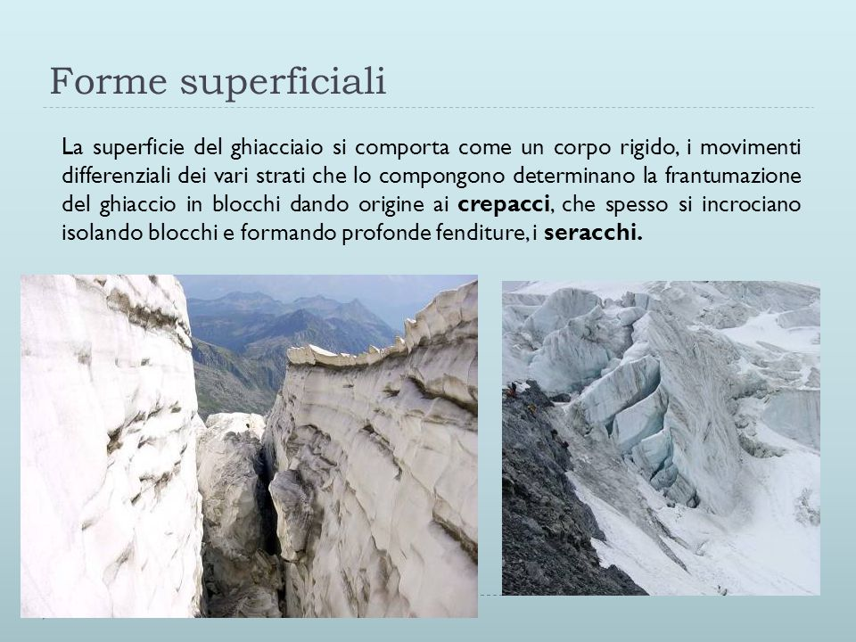 Forme superficiali