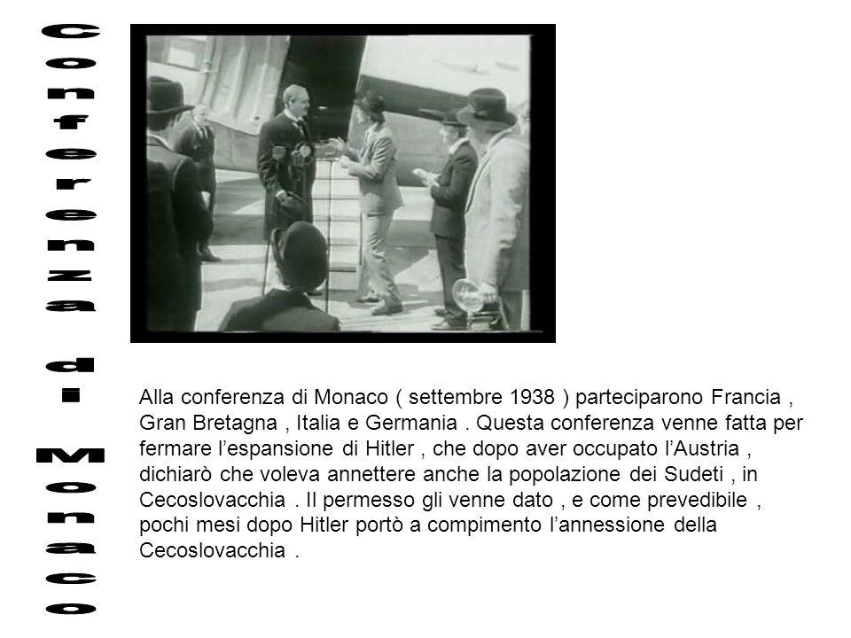 Conferenza di Monaco