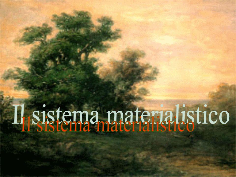 Il sistema materialistico