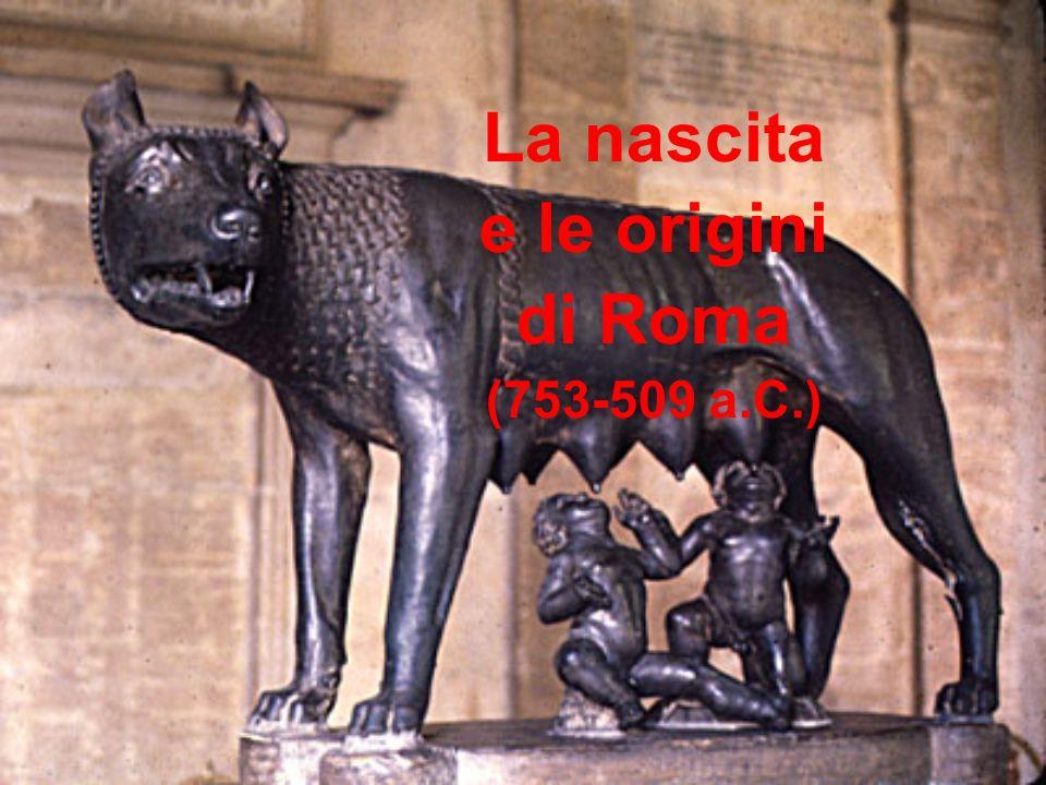La nascita e le origini di Roma