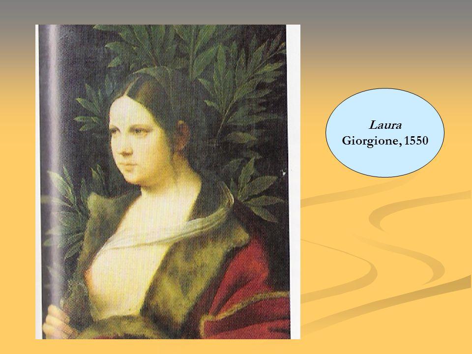 Laura Giorgione, 1550