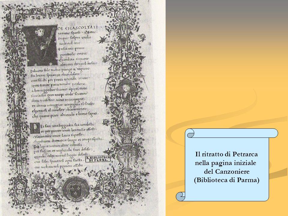 Il ritratto di Petrarca