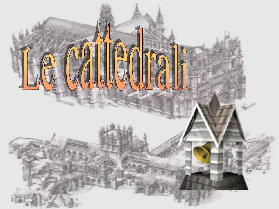 Le cattedrali