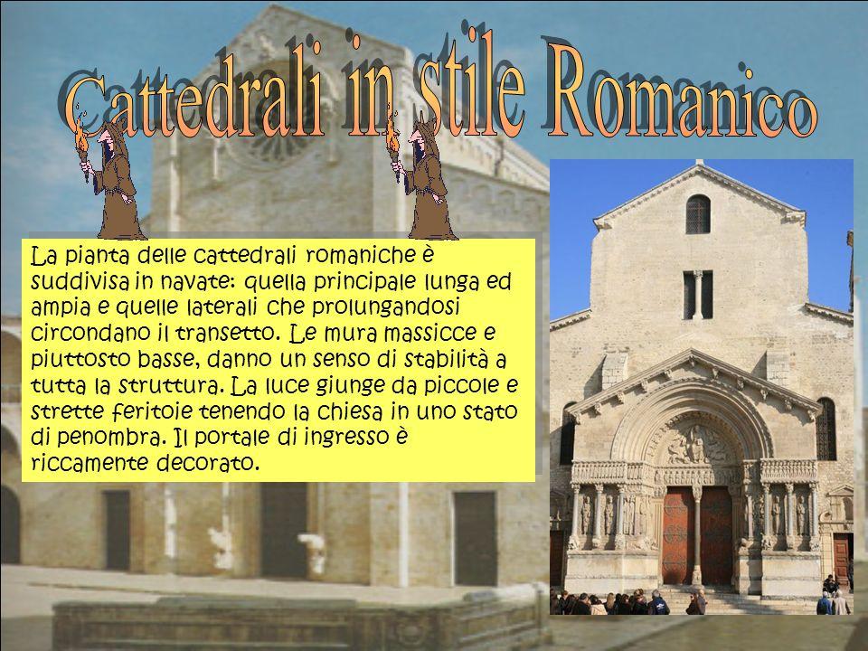 Cattedrali in stile Romanico