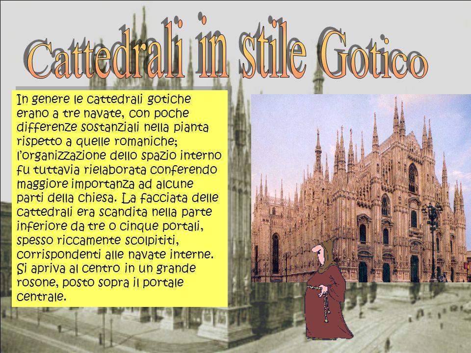 Cattedrali in stile Gotico