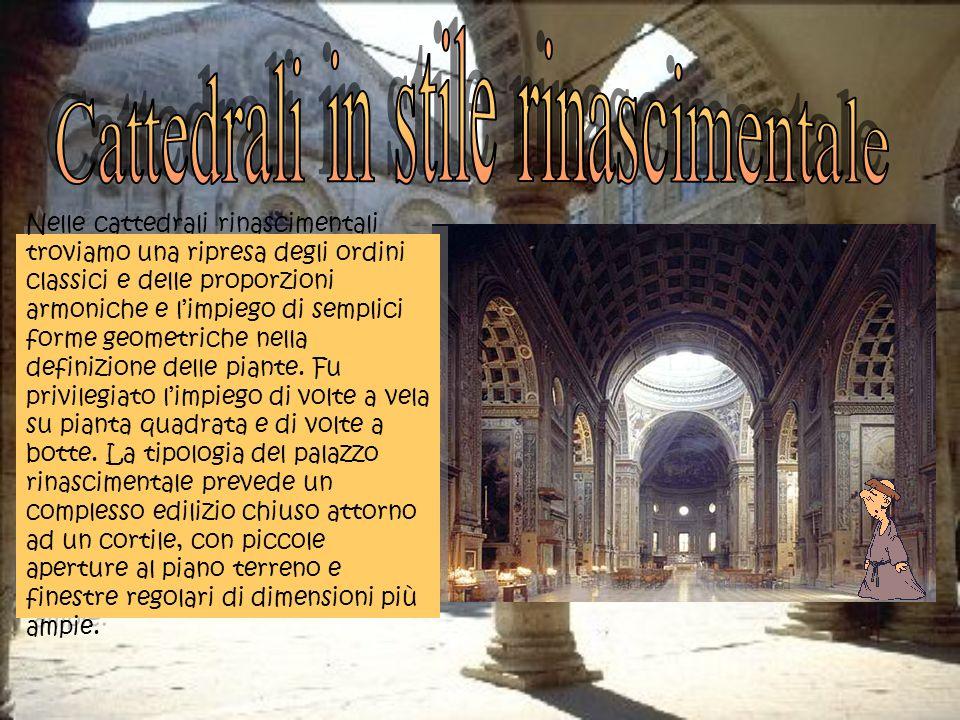 Cattedrali in stile rinascimentale