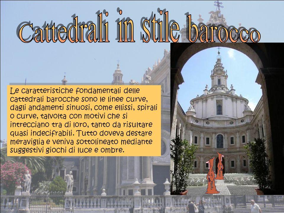 Cattedrali in stile barocco