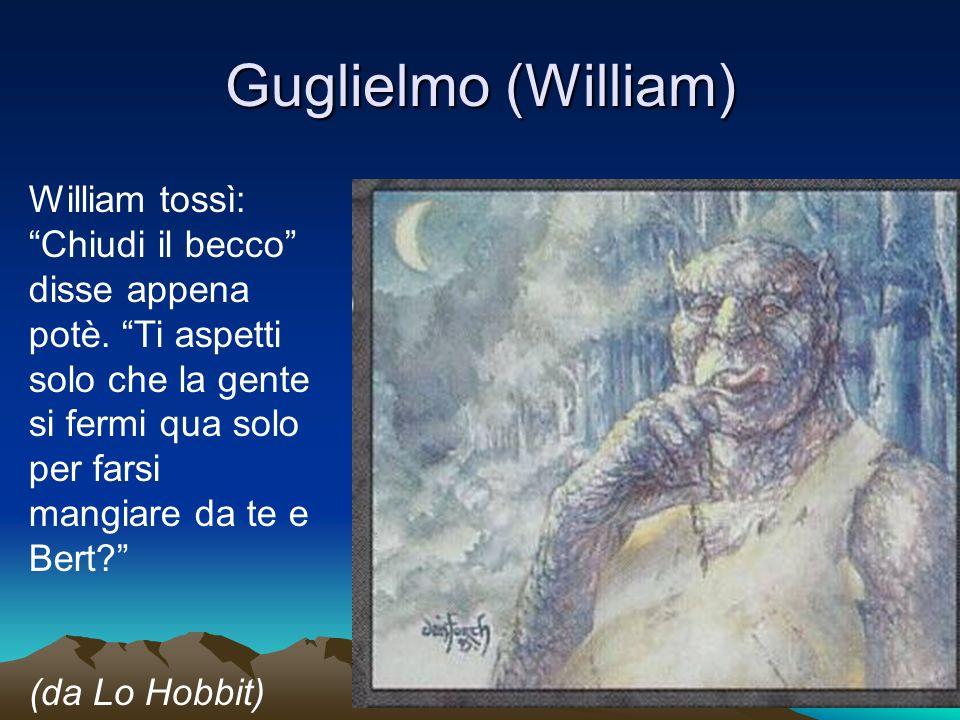 Guglielmo (William)