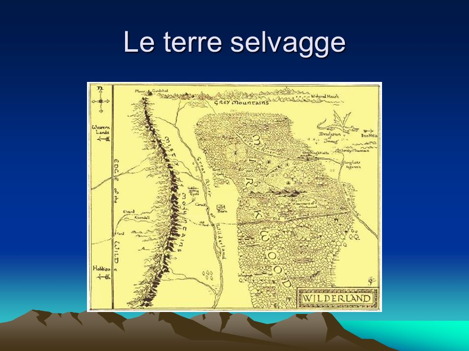 Le terre selvagge