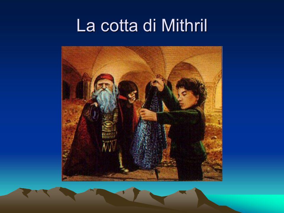 La cotta di Mithril