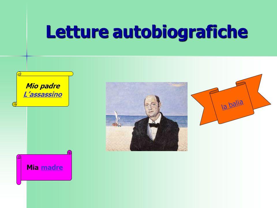 Letture autobiografiche