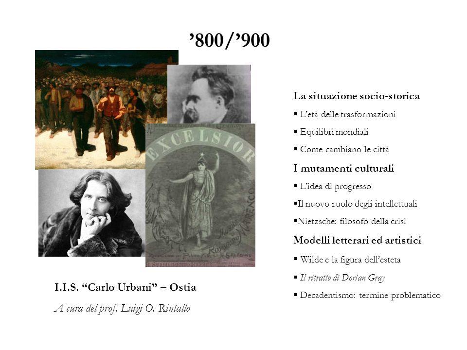 '800/'900 I.I.S. Carlo Urbani – Ostia