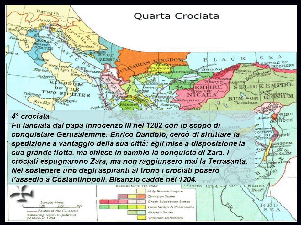 4° crociata