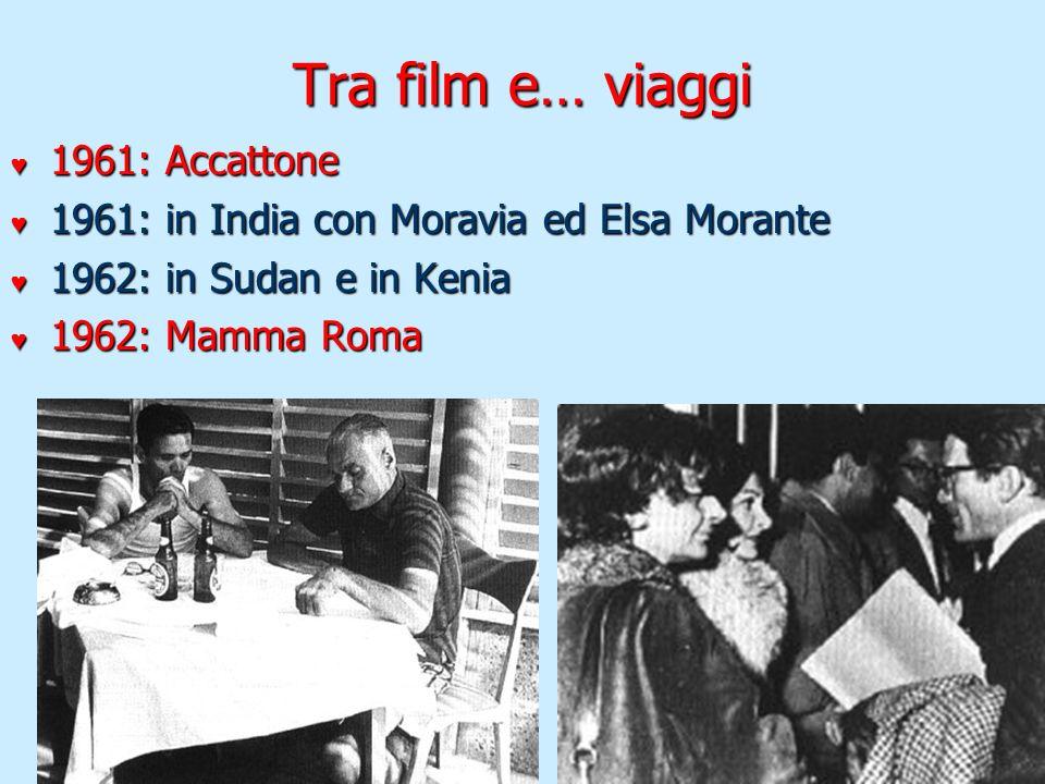 Tra film e… viaggi 1961: Accattone