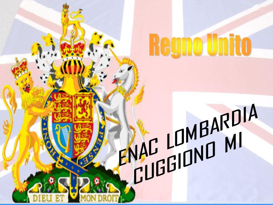 Regno Unito ENAC LOMBARDIA CUGGIONO MI
