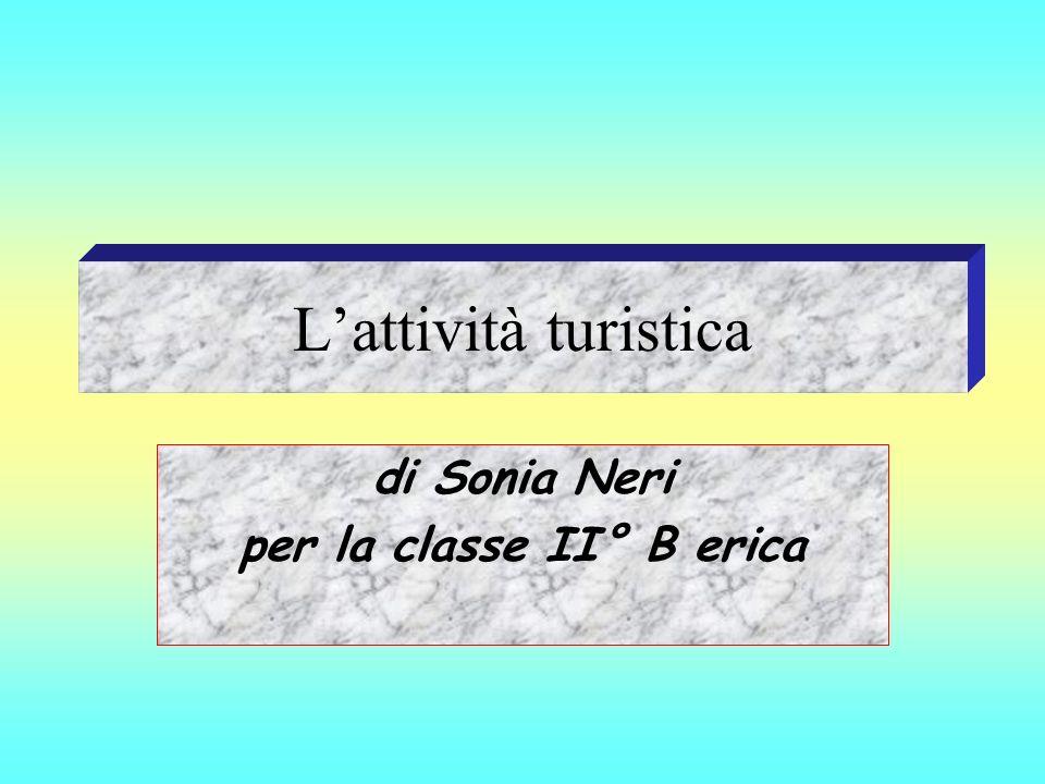 di Sonia Neri per la classe II° B erica