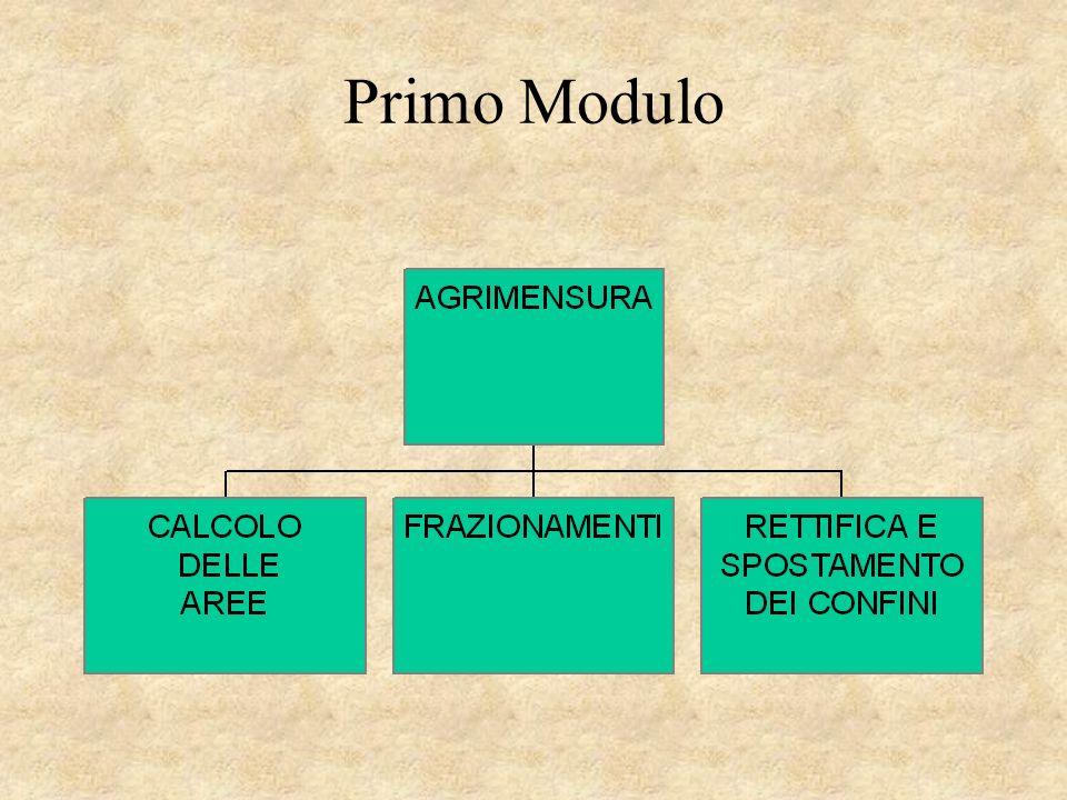 Primo Modulo