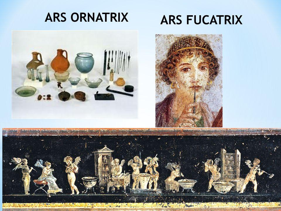 ARS ORNATRIX ARS FUCATRIX