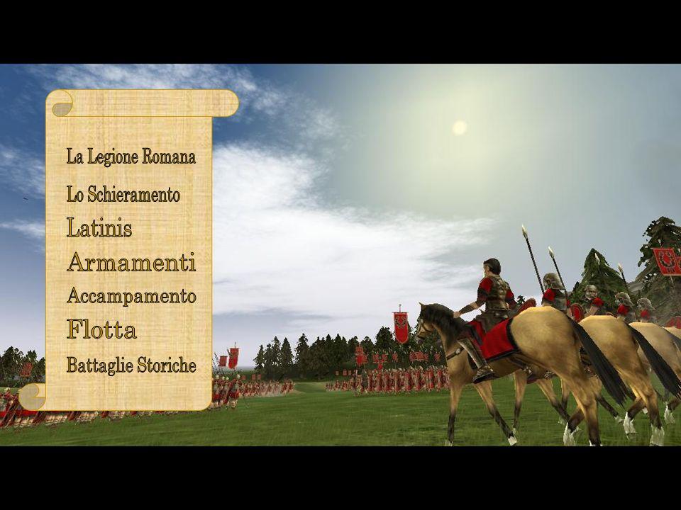 La Legione Romana Lo Schieramento Latinis Armamenti Accampamento Flotta Battaglie Storiche