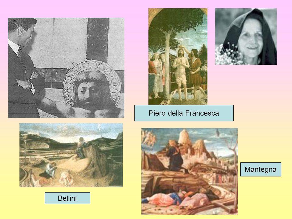 Piero della Francesca Mantegna Bellini