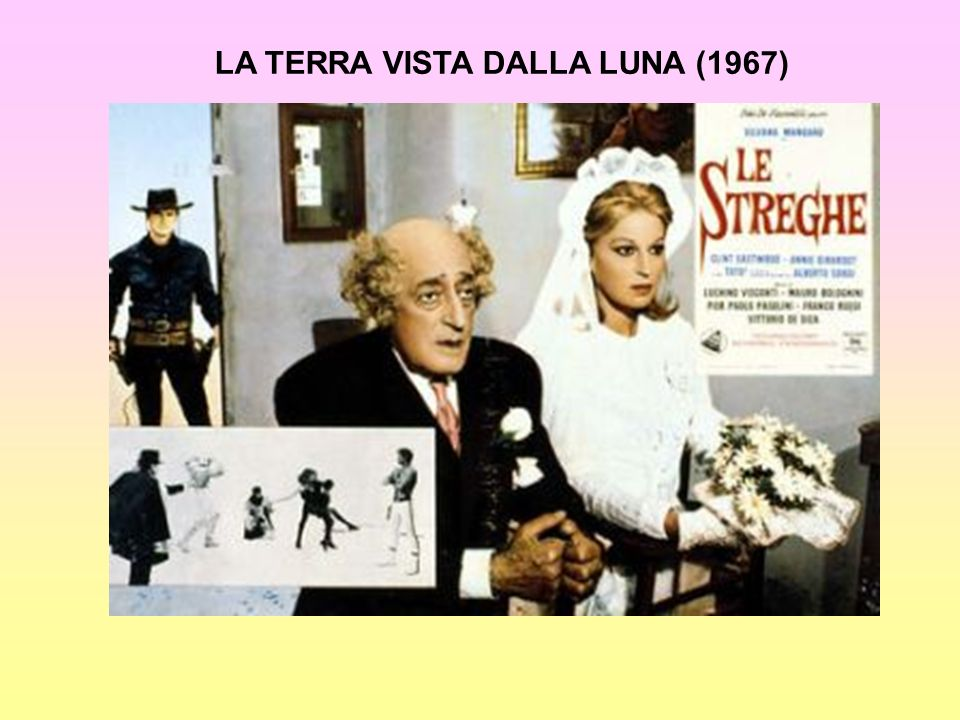 LA TERRA VISTA DALLA LUNA (1967)