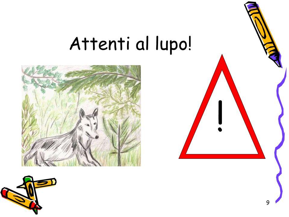 ! Attenti al lupo! 6.3.3.1 Copiare ed incollare immagini 6.4.3.1