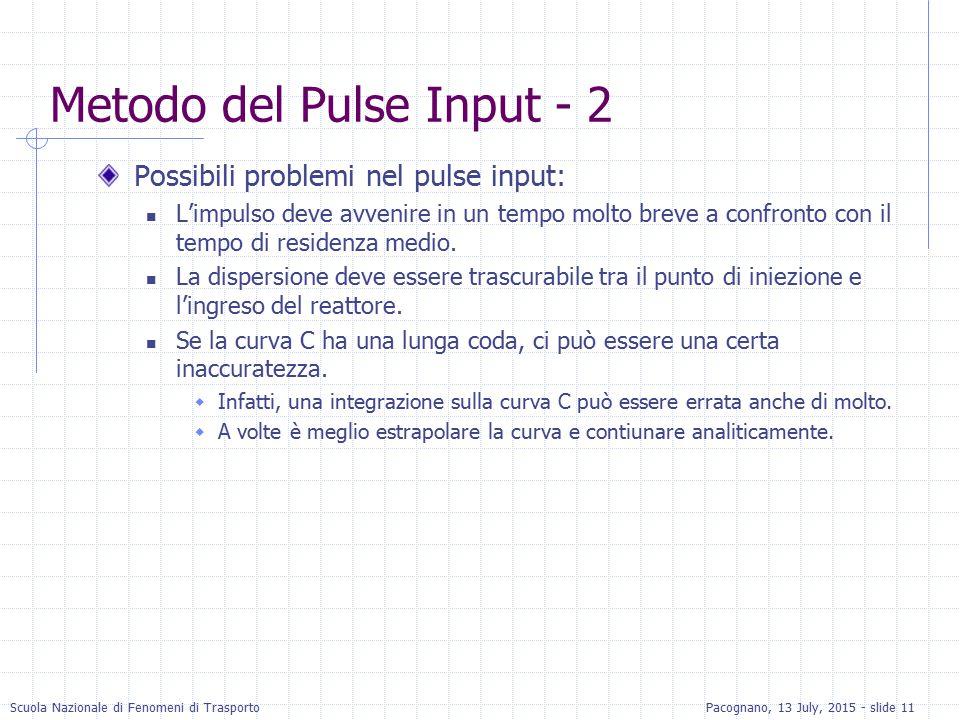 Metodo del Pulse Input - 2