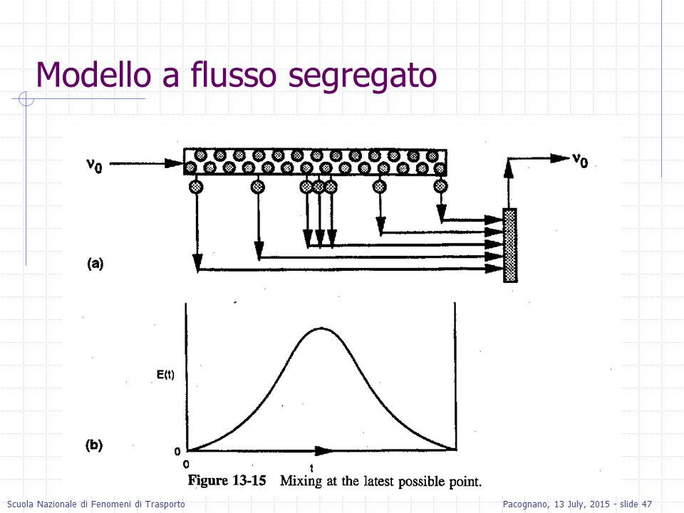 Modello a flusso segregato