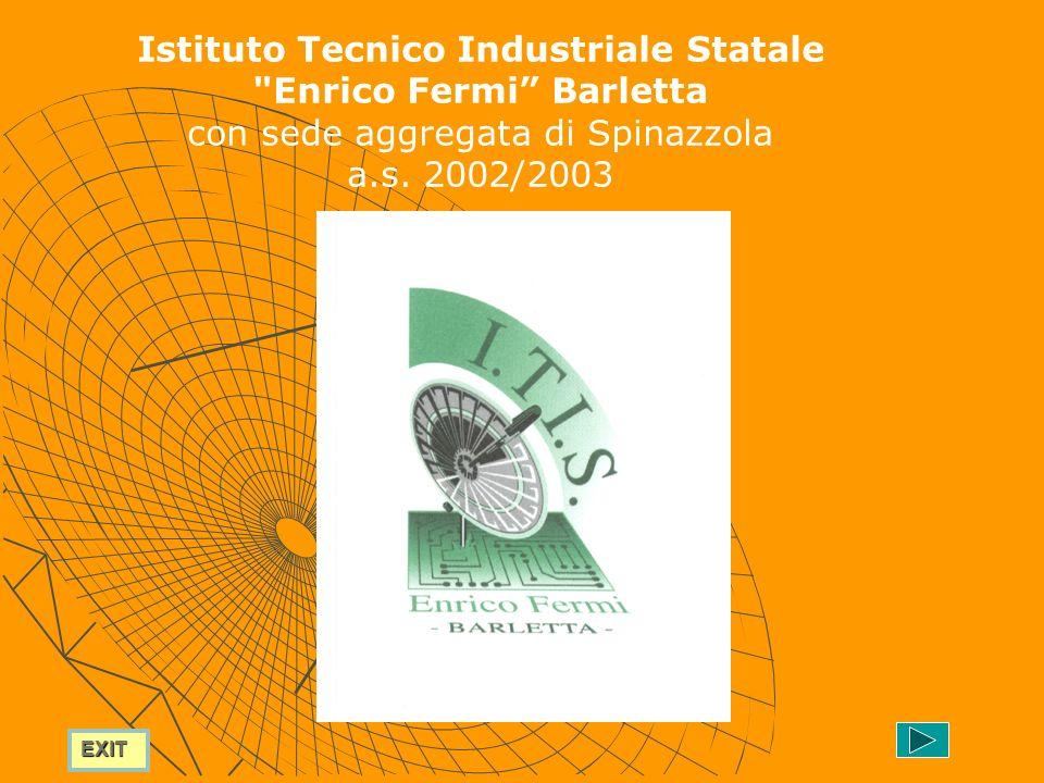 Istituto Tecnico Industriale Statale Enrico Fermi Barletta