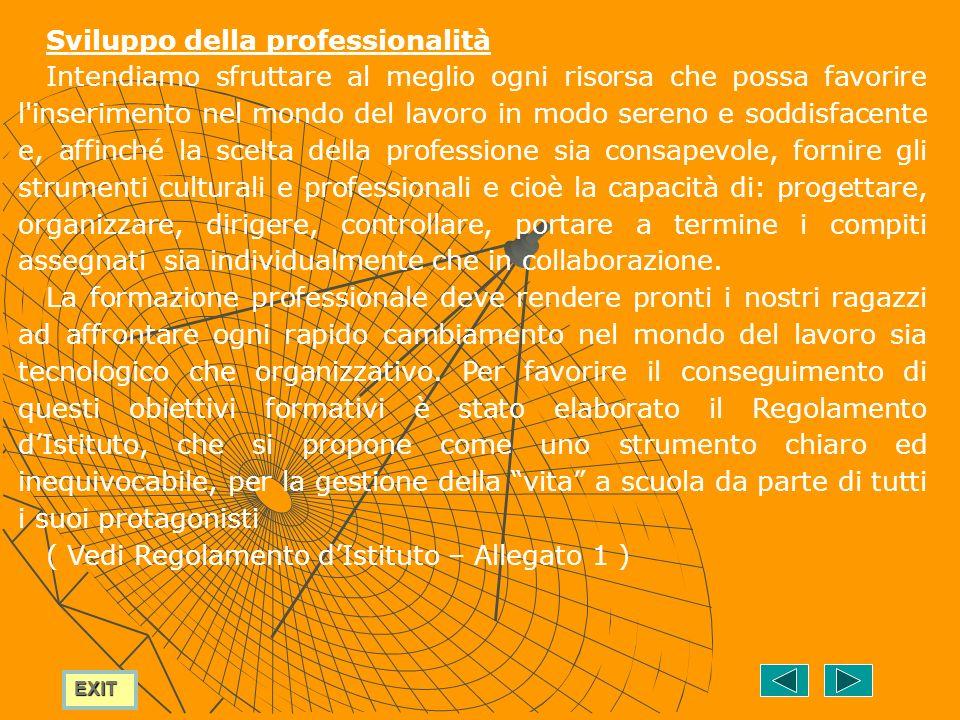 Sviluppo della professionalità
