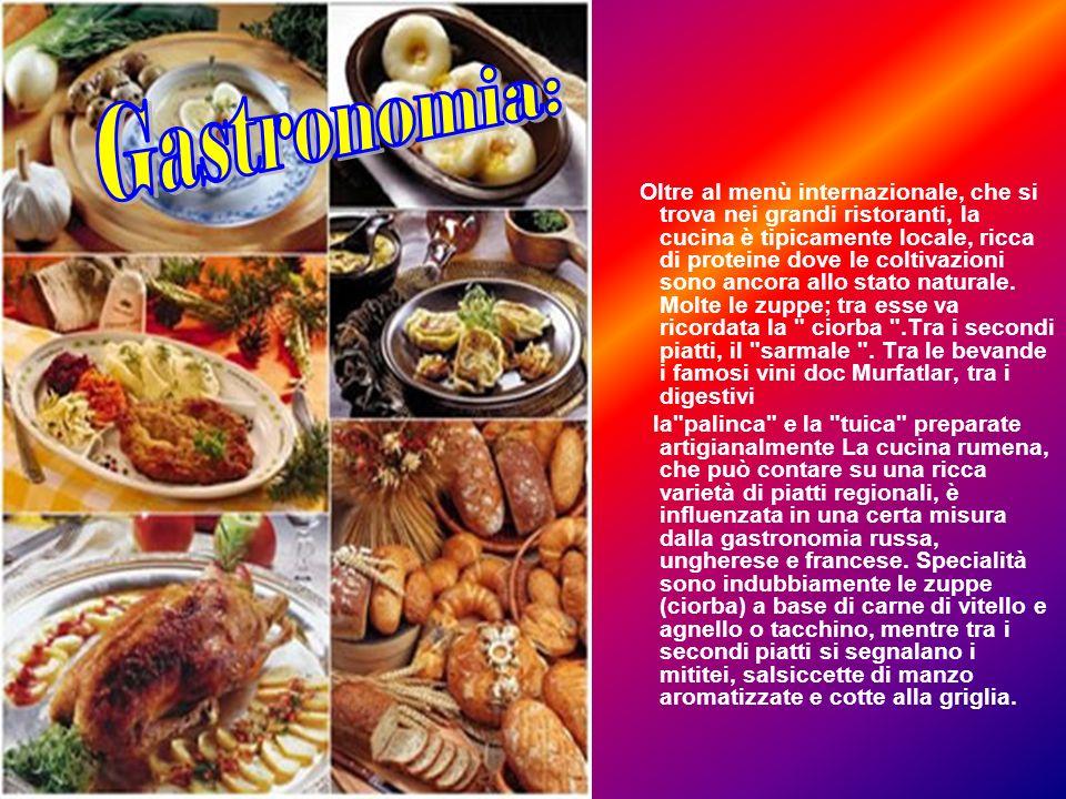 Gastronomia: