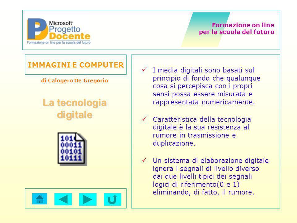 La tecnologia digitale