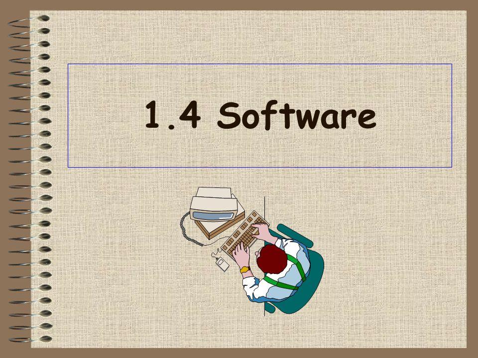 1.4 Software