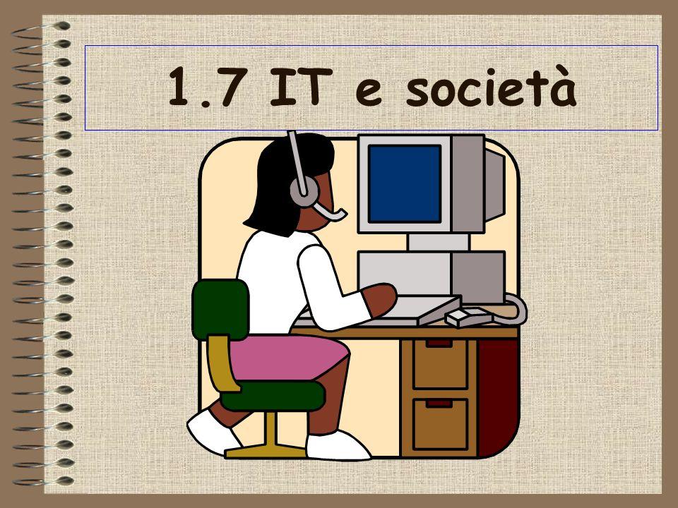1.7 IT e società