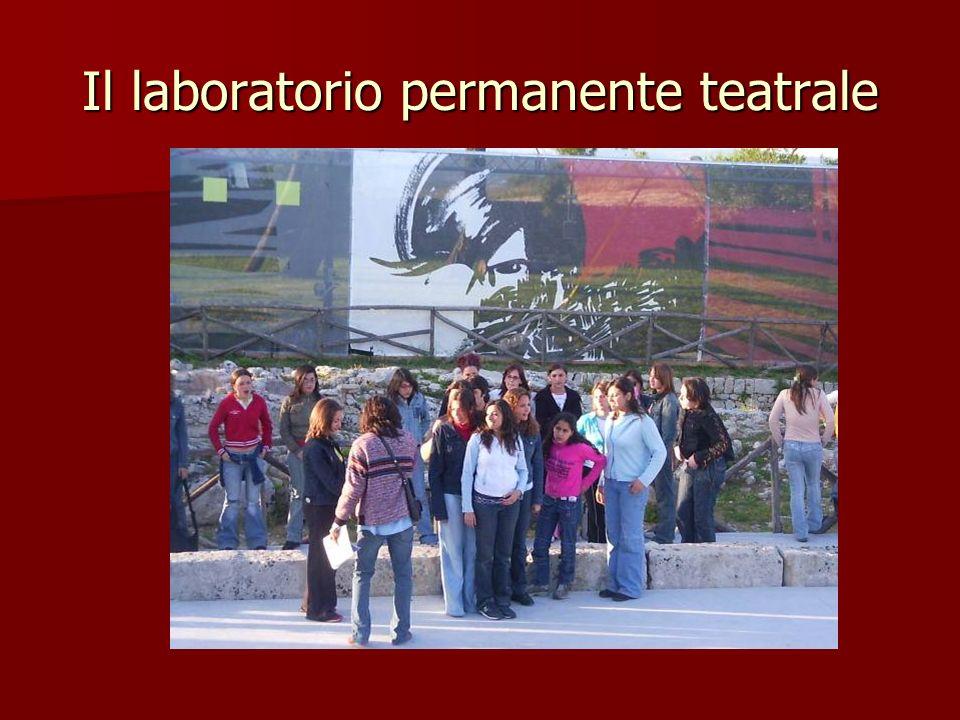 Il laboratorio permanente teatrale
