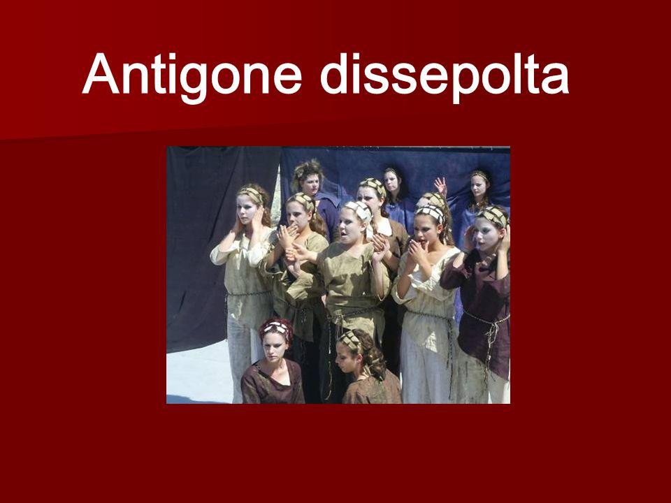 Antigone dissepolta