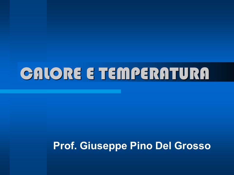 Prof. Giuseppe Pino Del Grosso