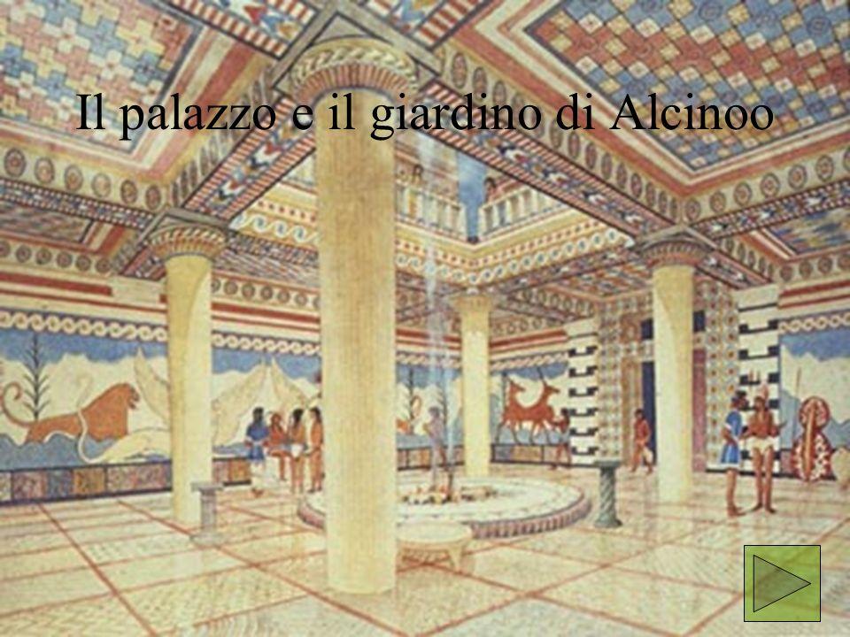 Il palazzo e il giardino di Alcinoo