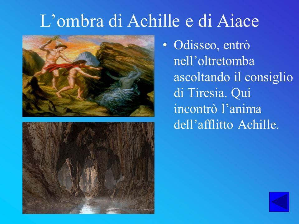 L'ombra di Achille e di Aiace