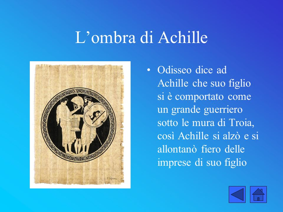 L'ombra di Achille