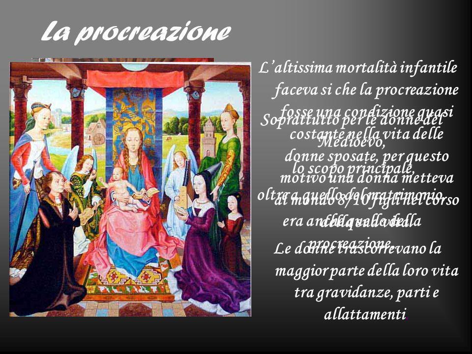 La procreazione