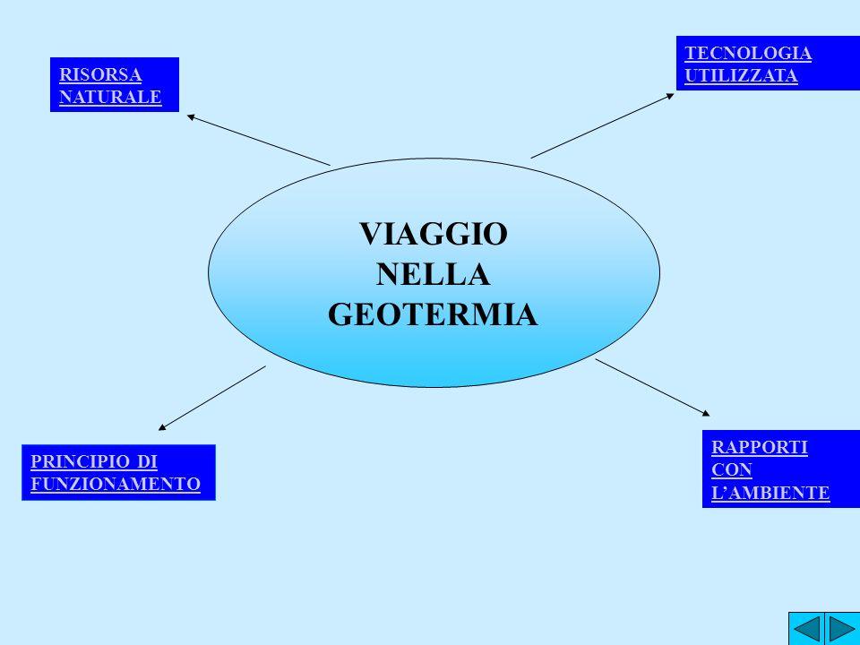 VIAGGIO NELLA GEOTERMIA