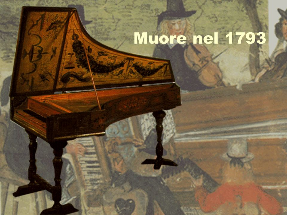 Muore nel 1793