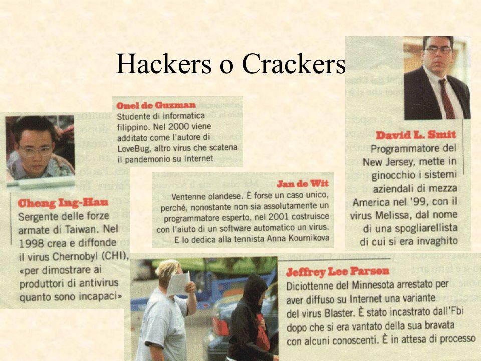 Hackers o Crackers
