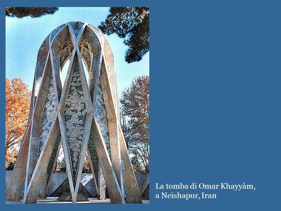 La tomba di Omar Khayyàm, a Neishapur, Iran