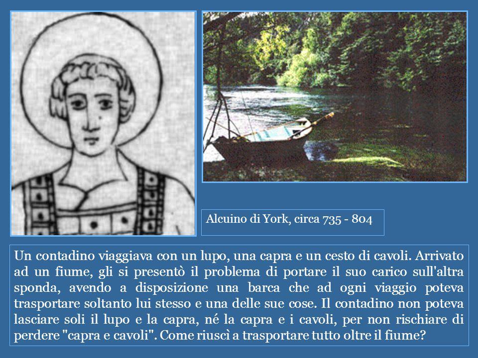 Alcuino di York, circa 735 - 804