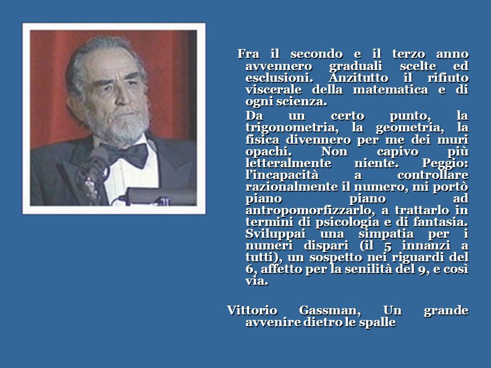 Vittorio Gassman, Un grande avvenire dietro le spalle