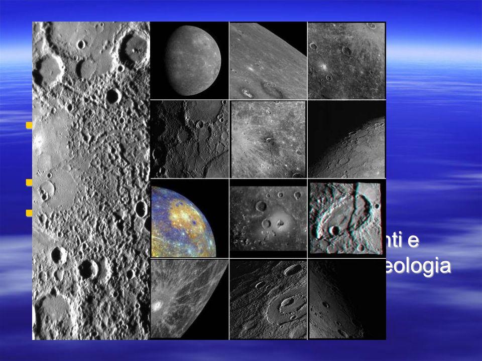 Messanger Recentemente una nuova sonda ha raggiunto mercurio