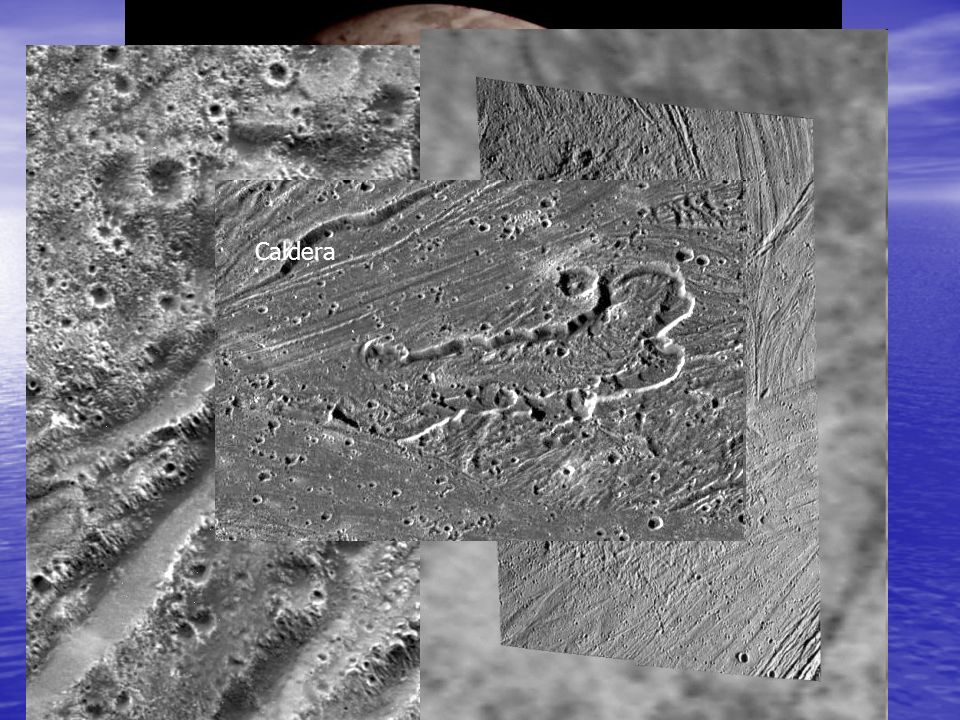 Ganymede Caldera